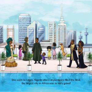 Sheba Africa Page 5 Nigeria